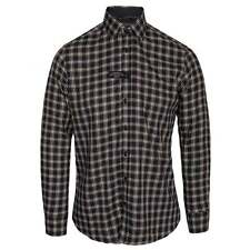 Hackett Multi Trim Soft Check Long Sleeve Shirt
