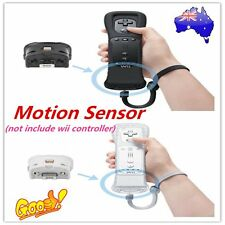 Motion Plus MotionPlus Adapter Sensor for Nintendo Wii Remote Controller XH