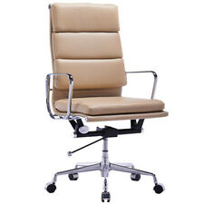 NEW Milan Direct Eames Premium Replica High Back Soft Management Office Chair