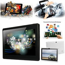 "NEW 6 Colors 7"" A33 Google Android 4.4 Quad Core Camera 1G Tablet PC Bluetooth"