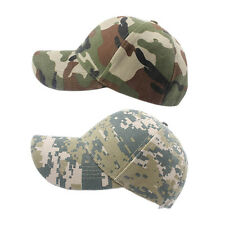 New Adjustable Military Hunting Fishing Hat Army Baseball Outdoor Cap Z8