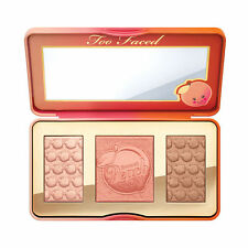 Too Faced Chocolate Bar & Bon Bons & Semi Sweet Peach GLOW Eyeshadow Palette