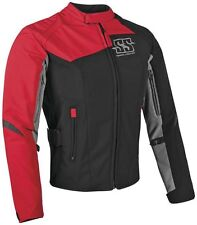 Speed and Strength Women's Back Lash Textile Jacket Red Free Size Exchanges