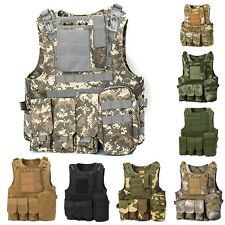 NEW Tactical Vest Regular Military Special Forces Swat Police Tactical VEST Top
