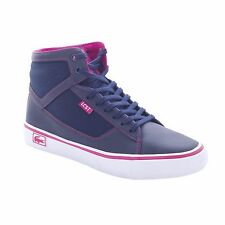 Women's Lacoste Vaultstar Mid Top Trainers