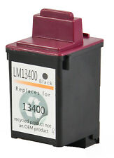 printer cartridge ink cartridges black compatible with Lexmark 13400