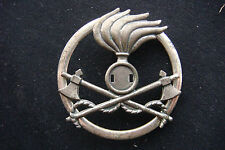 Old Italian Engineers - Italy Army Military Hat/Cap Badge