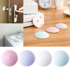 Door Knob Handle Bumper Guard Stopper Self Adhesive Wall Protectors Rubber Stop