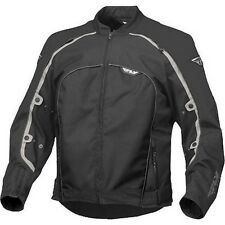 FLY Street BUTANE 4 Motorcycle Jacket Black
