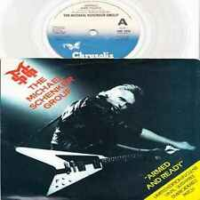 """Michael Schenker Group, The-Armed And Ready 7"""" 45-Chrysalis, CHS 2455, 1980, Pla"""