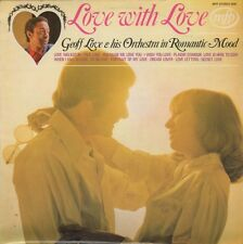 Geoff Love And His Orchestra-Love With Love LP-Music For Pleasure, MFP5246, 1972