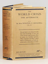 Winston S. Churchill - The Word Crisis: The Aftermath, jacketed 2nd British