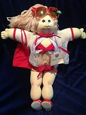 Cabbage Patch Kids KID FOR ALL SEASONS - Sunny Xavier Roberts CPK Soft Sculpture
