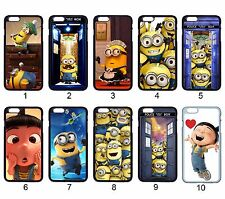 Tardis Despicable Me Minions Agnes For Apple iPhone iPod & Samsung Galaxy Case