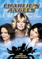 Charlies Angels - The Complete First Season (DVD, 2003, 5-Disc Set)