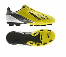 Adidas F5 TRX FG Moulded Studs Boys Kids Junior Football Soccer Boots UK10-6