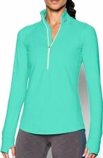 Under Armour UA Ladies ColdGear Lightweight 1/2 Zip Top
