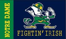 Notre Dame Fighting Irish Flag with 2 grommets MANY SIZES ncaa