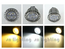 NEW 4W/5W/7W MR16/GU10/GU5.3/E27 Aluminum SMD Led Light Spot Bulb Lamps