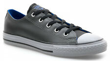 Converse CT OX 6500004C  Black Thunder  Unisex - Juniors  Leather  Trainers