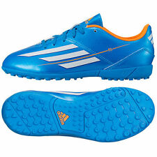 Adidas F5 TRX Astro Turf Boys Kids Football Soccer Boots Trainers Shoes UK10-5.5