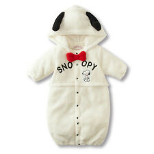 White Baby Romper Infant Clothes Baby boy Girl One-Piece Jumpsuit For Winter