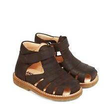 SALE Angulus Boys Gobi Sandal with closed toe in Brown Kids Sizes RRP £69.95