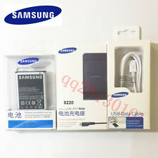 Genuine EB615268VU Battery Cradle Charger Cable For Samsung Galaxy Note 1 N7000