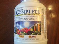 Andrew Lessman's, Men's Complete Vitamins, W/ Maximum Essential Omega3 120 Packs