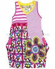 Desigual Girls' Dress Jartum, Sizes 5-14