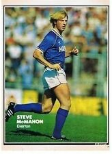 Shoot football magazine Everton player picture - VARIOUS