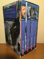 J.R.R. Tolkien - The Hobbit and Lord of the Rings -Collins Box Set 2001 1st prtg