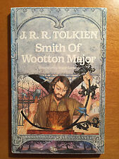 J.R.R. Tolkien - Smith of Wootton Major - 1990 UK Paperback 1st Printing