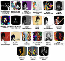 Jimmy Hendrix Lampshades Ideal To Match Jimmy Hendrix Wall Decals & Stickers
