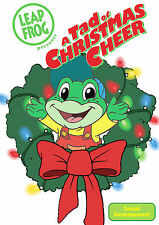 A Tad of Christmas Cheer (DVD, 2007) LEAP FROG DVD,,,NEW
