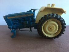 Vintage 70s Britains Ford 5000 Tractor 1/32 RENOVATION OR PARTS