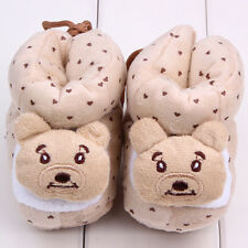 Infant Baby Boy Girl Winter Warm Shoes Soft Sole Toddler Prewalker Booties Boots