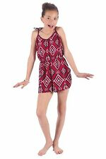 USA Jumpsuit Romper Casual Halter Bodycon Trousers Party Girls CALI