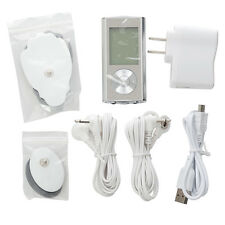 6Modes Electronic Pulse TENS Digital Acupuncture Massager Pain Relief Full Body!