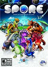 Spore Game PC Mac 2008 New Sealed