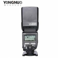 YONGNUO YN-685 Speedlite Flash  For Canon + YN-622C-TX Transceiver 7D II 5DII