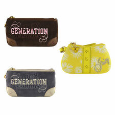 NEW Juicy Couture JUICY GENERATION Velour Terry Large Wristlet