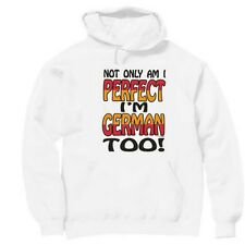 Pullover Hooded Hoodie Sweatshirt novelty Perfect and German too