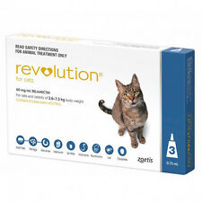 Revolution® Flea & Heartworm Treatment for Cats