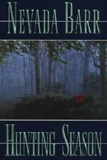 Hunting Season by Nevada Barr (2002, Hardcover) Cozy Mystery