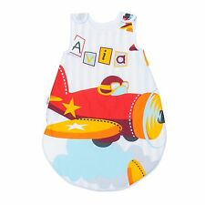 Aviator Planes Pati'Chou sleeping bag for baby 6 12 24 36 months, 0.5 to 4 tog