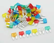 1 or 60pc 5-30A Mini Blade Fuse Car Auto Vehicle Assorted Mixed Kit Set MINI