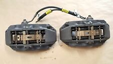 2015 2016 2017 Mustang GT Brembo Front brake calipers 6 piston 15 inch Track
