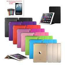 For iPad Pro Mini iPad 2 /3 /4 Air Ultra PU Leather Case Stand Slim Smart Cover