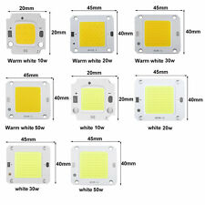 LED Integrated Chips 10W 20W 30W 50W with LED Driver Light High Power Bulb AU
